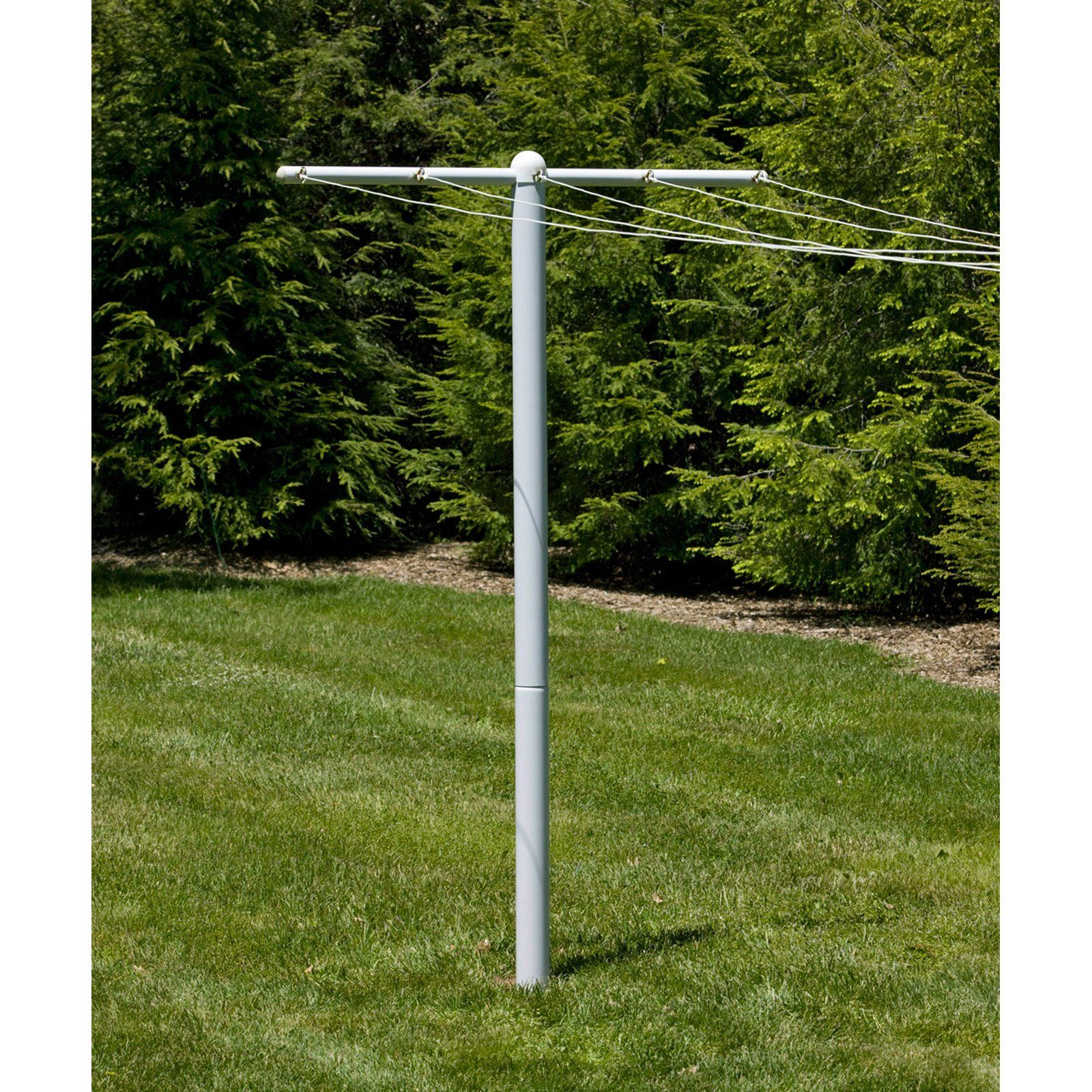 this looks sturdy jack post freshaire ft 30 clothesline pole