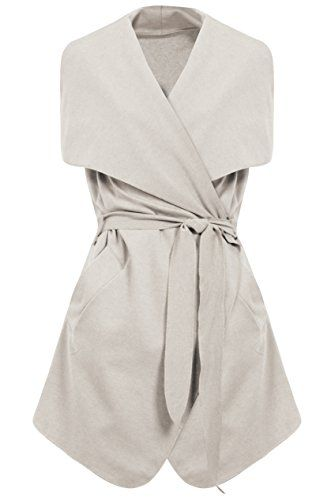 Home of Fashion Cream Lightweight Sleeveless Overcoat Gilet The Home of Fashion http://www.amazon.co.uk/dp/B00Y2HGBQE/ref=cm_sw_r_pi_dp_iKgBvb1NGJ4DQ