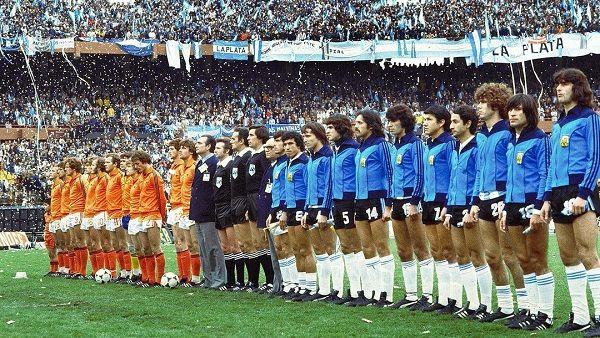 Los 25 protagonistas de la gran final de Argentina 1978 (Foto: AP)