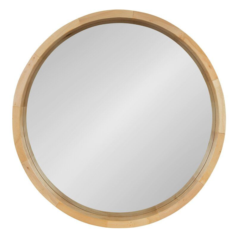 15 Top Rated Round Mirrors Find Your Style Wood Wall Mirror Mirror Wall Contemporary Accents