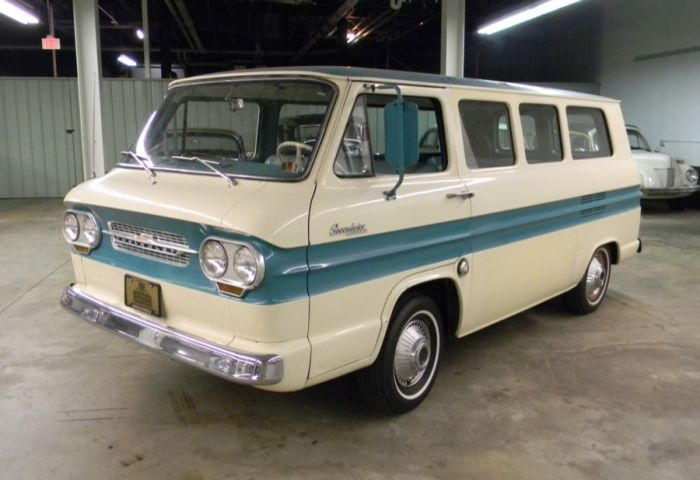 Chevrolet Corvair Greenbrier For Sale Chevrolet Corvair Classic Car Garage Chevy Corvair