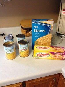 Rx: Crockpot Tuesday ~ Macaroni & Cheese Corn and