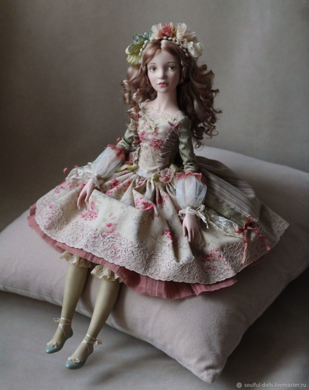 Куклы девушки ручной работы модельные агентства для парней