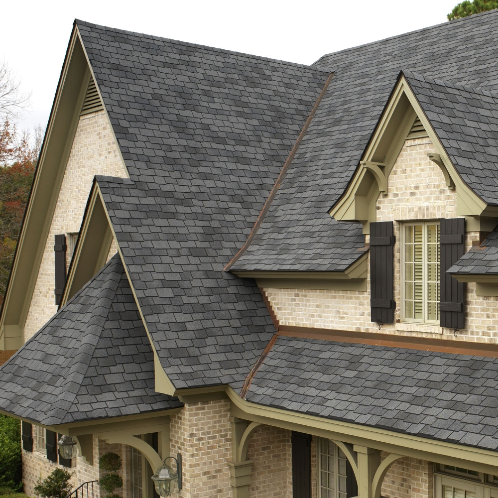 Gaf Woodland Roofing Shingles Roof Shingles Cedar Shingle Roof Shingle Exterior