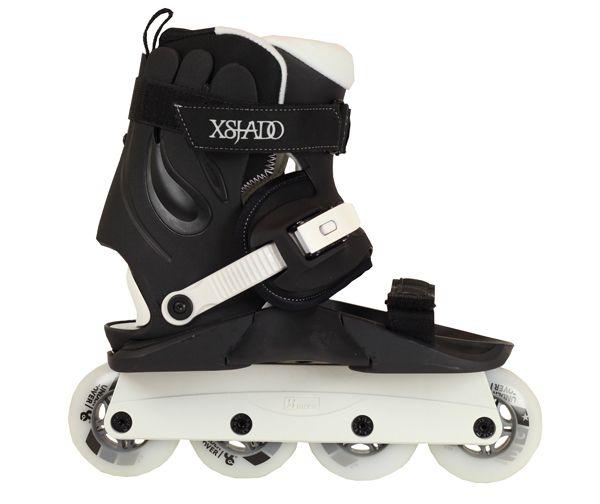 301897b88a1b Xsjado Skeleton Powerblade Skate (The Commuter)  rollerblades  rollerblade   xsjado  powerblade  inline  skate