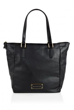Black Take Me Tote by Marc By Marc Jacobs