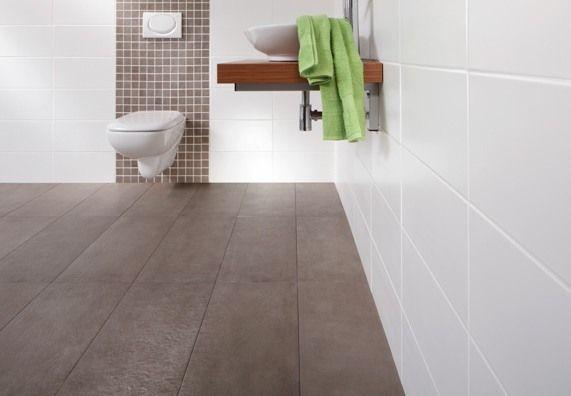 Badezimmer Boden Fliesen Badezimmer Boden Auf Fliesen