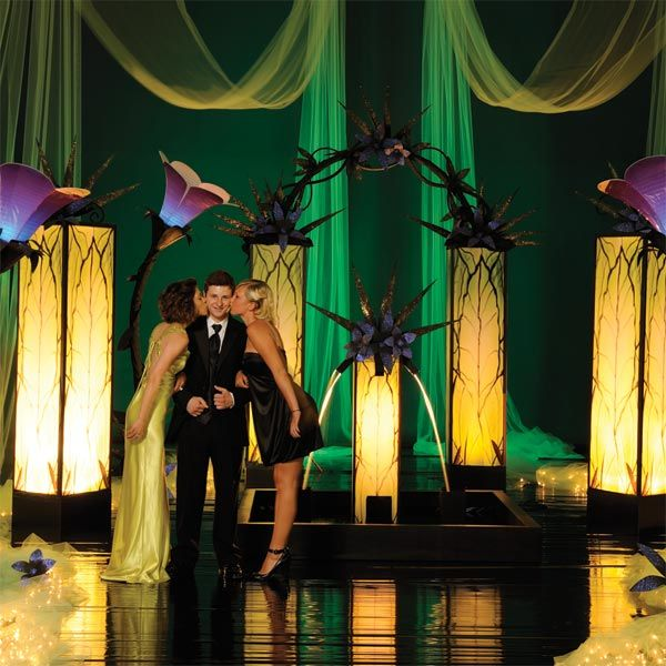 Wild at Heart Complete Theme | Prom Nite