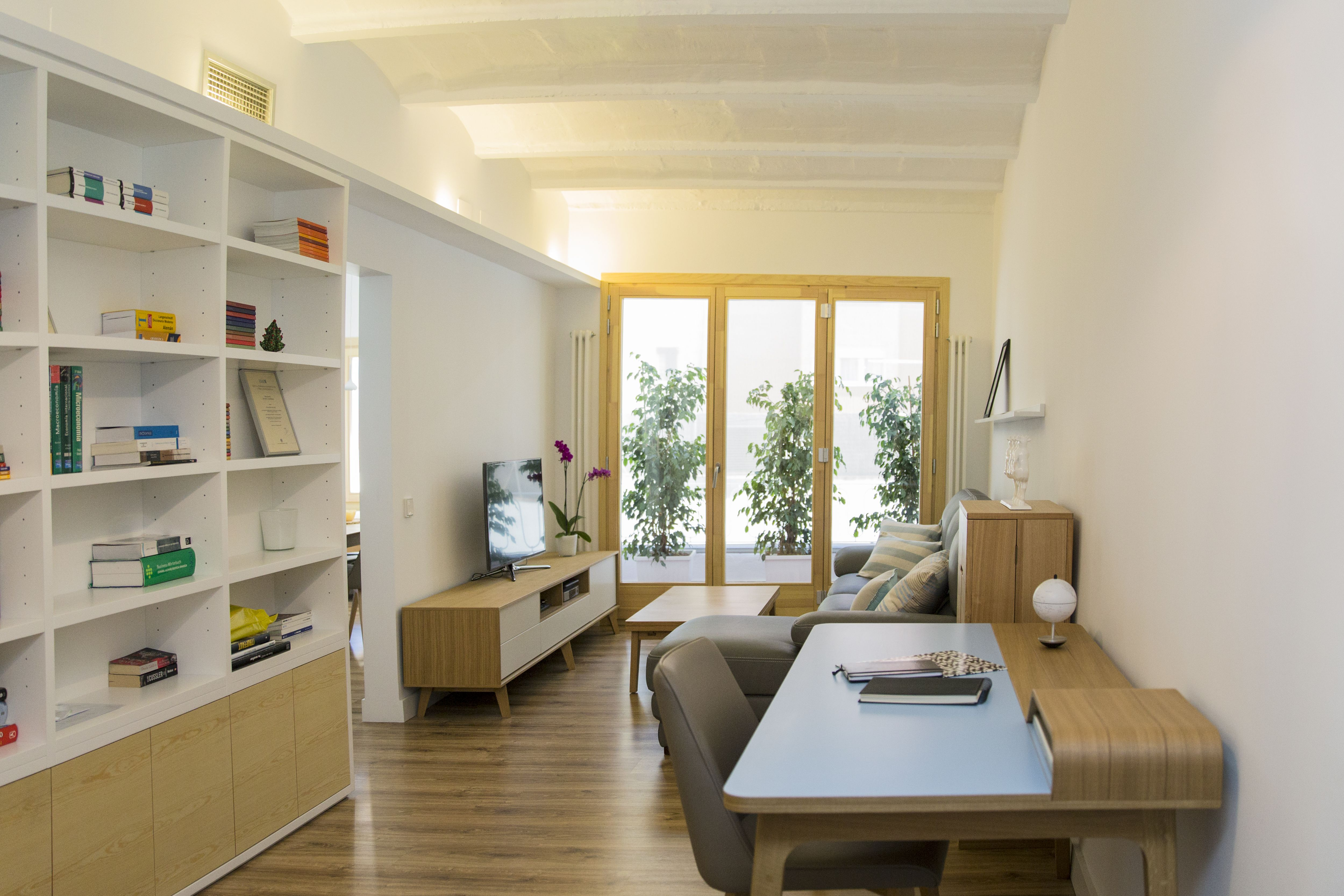 Salon Marron Et Beige Photos ideas de #estudio, salon, terraza, estilo #contemporaneo