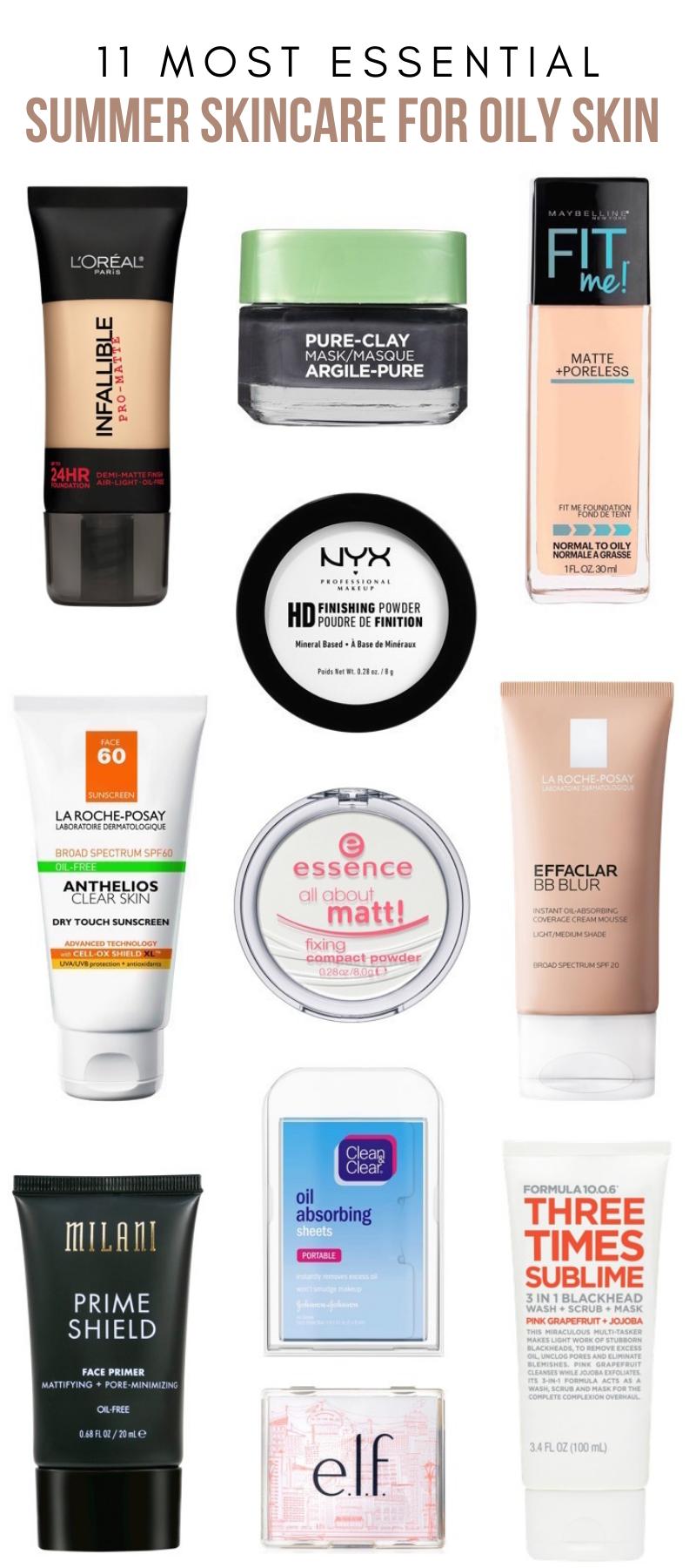 11 Emergency Summer Skincare For Oily Skin Mustn T Avoid In 2020 Skincare For Oily Skin Summer Skincare Oily Skin
