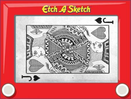 etch a sketch art how to