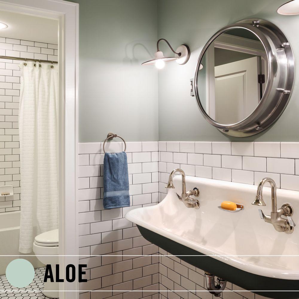 Karen Kempf bathroom design. Jeff Lewis color. | Inspiration ...