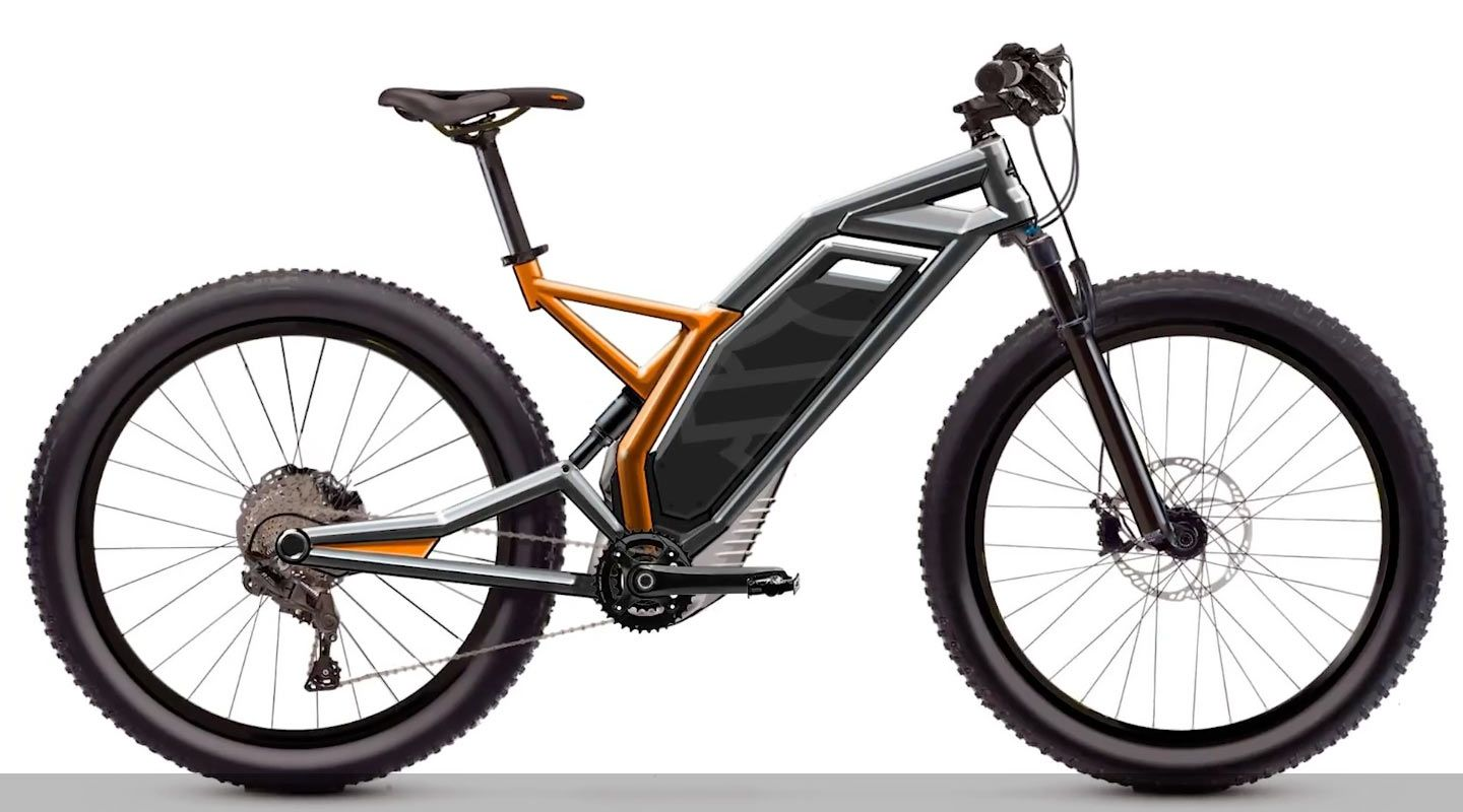 Harley Davidson Could Be Making E Bikes By 2022 Electric Bicycle