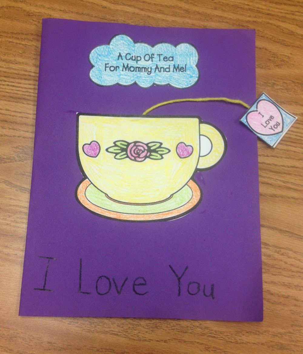 Mrs Solis S Teaching Treasures Mother S Day Tea Party Giveaway Fathers Day Crafts Mother S Day Projects Preschool Crafts