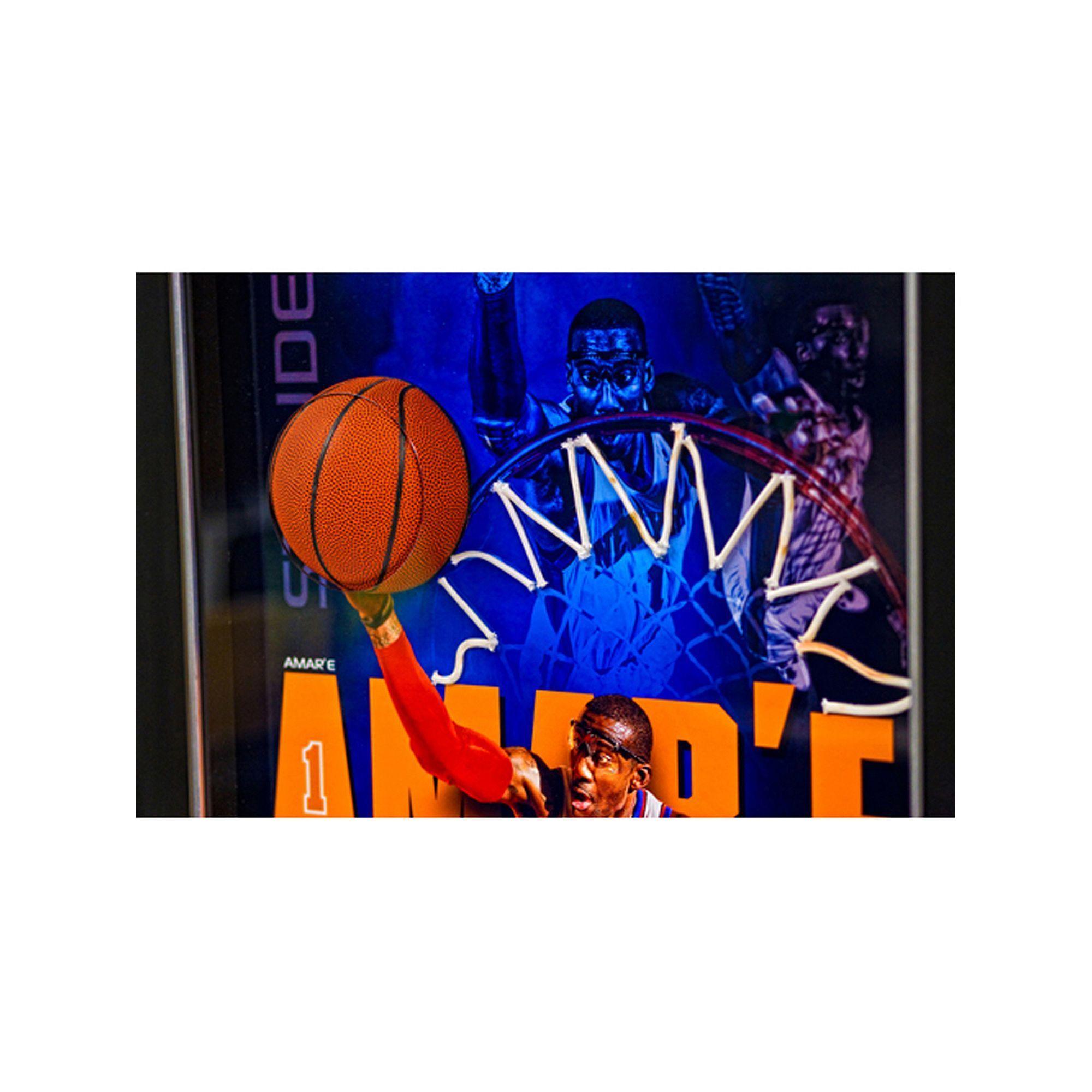 Steiner Sports Amar'e Stoudemire New York Knicks Breaking