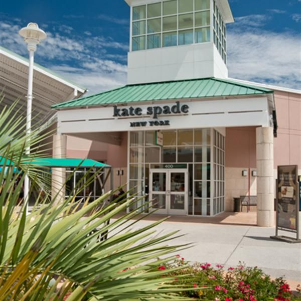 Kate Spade At Tanger Outlets Myrtle Beach Ping Resorts Till You