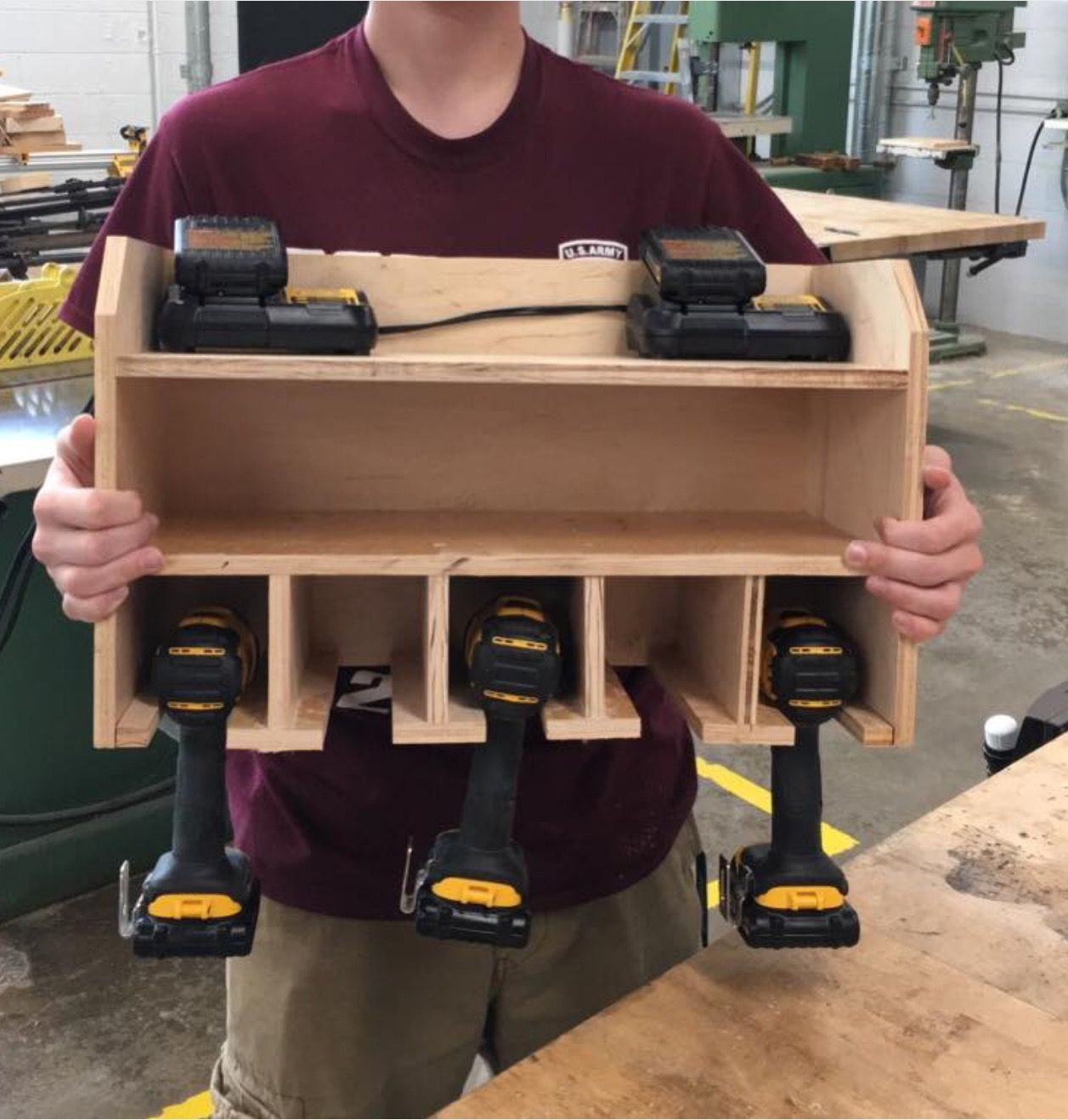 A Great Ag Mechanics Woodworking Project Idea Casey
