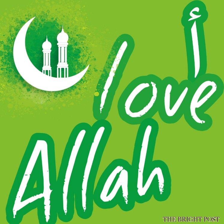 I Love Allah Picture Dp Allah My Love Allah God