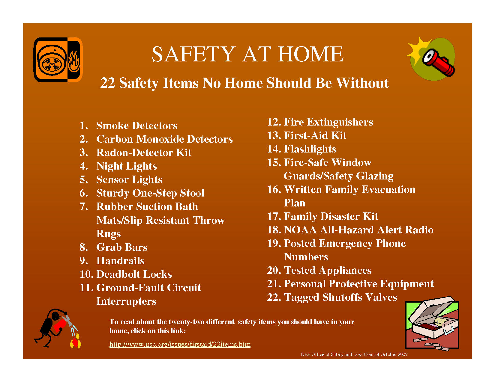22 Safety Items No Home Should Be Without