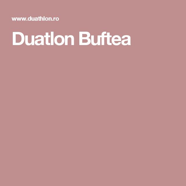 Duatlon Buftea