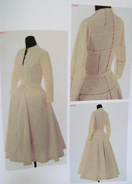 Draping art and craftsmanship in fashion design 63