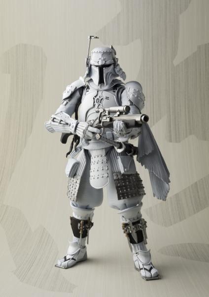 Star Wars Ronin Boba Fett Prototype Meisho Movie Realization Action Figure