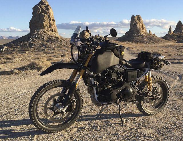 Matt Black Carducci Motocykle Ryga