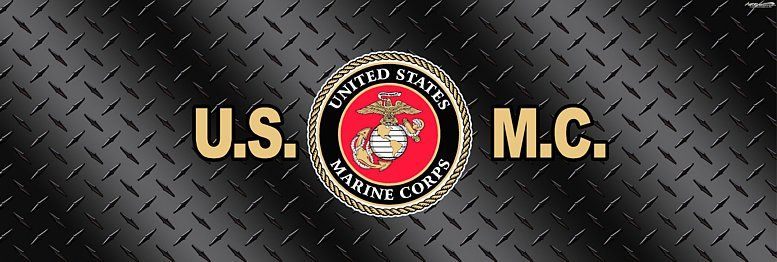 Us Marine Corps 2 Rear Window Truck Decal Rear Window