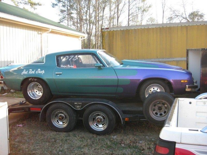 1976 camara drag or pro street - Odenville - Alabama - Drag Race ...