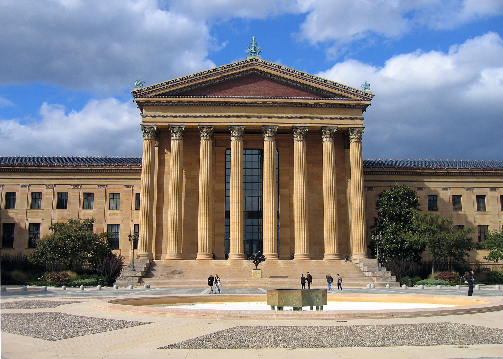 Best Images About Architectural Beauty In The US On Pinterest - Famous art museums in usa