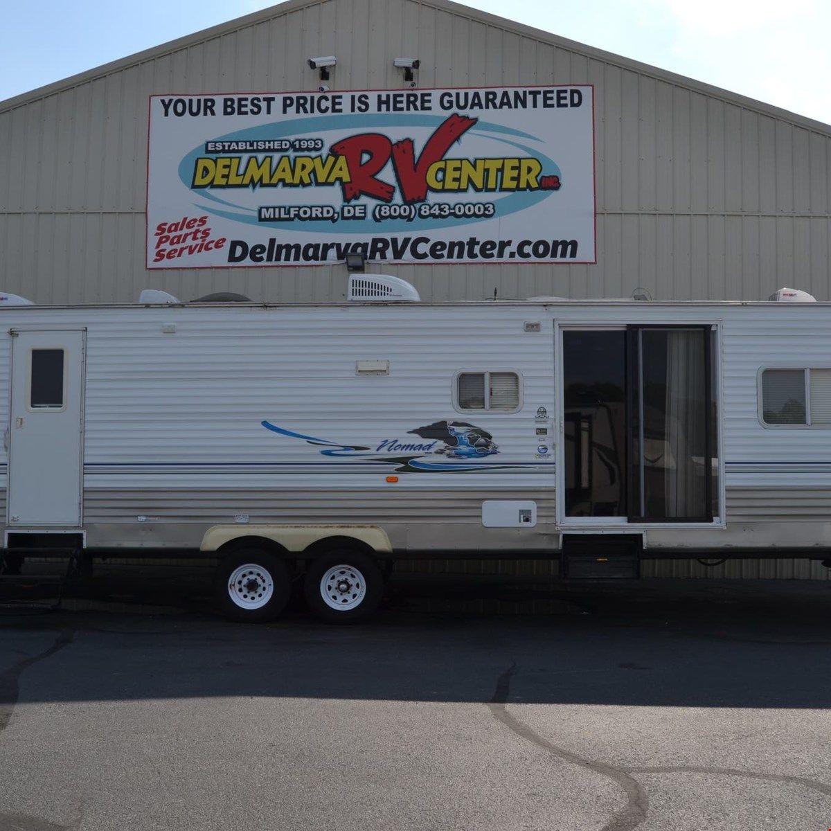 Rv Sales Delaware >> Used 2006 Skyline Nomad 3610 Travel Trailer Rv For Sale In