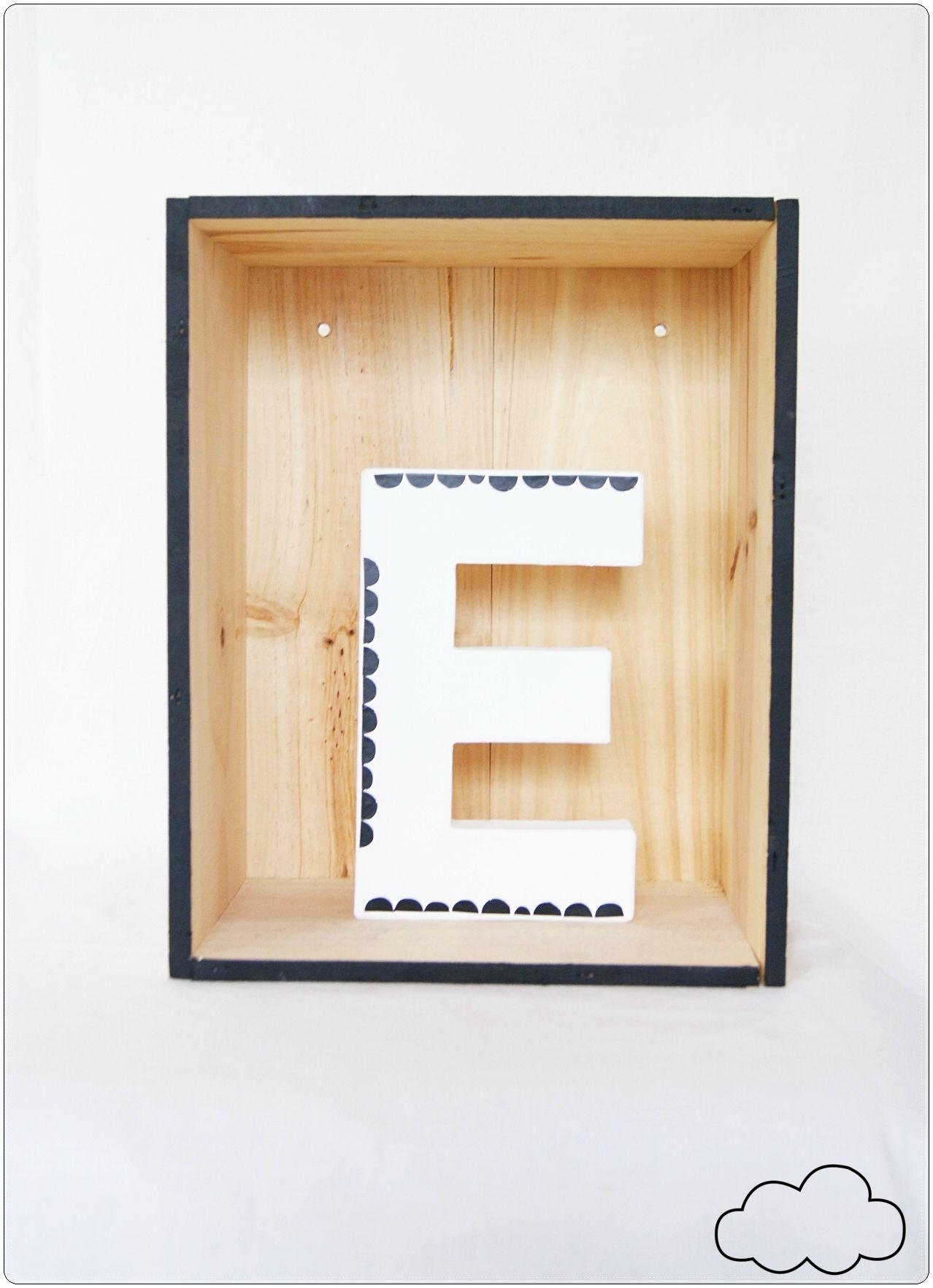 Décorer Son Mur Avec Des Photos ☆ le diy du mercredi ☆ décorer son mur avec des caisses de