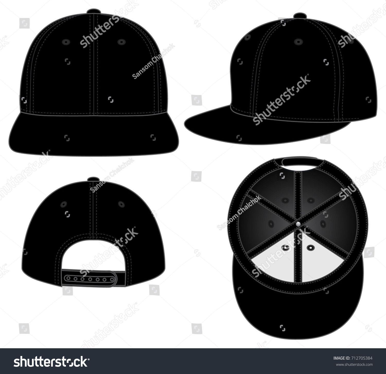 Black Hip Hop Hats Foe Template Hop Hip Black Template Hip Hop Hat Hip Hop Cap Hip Hop