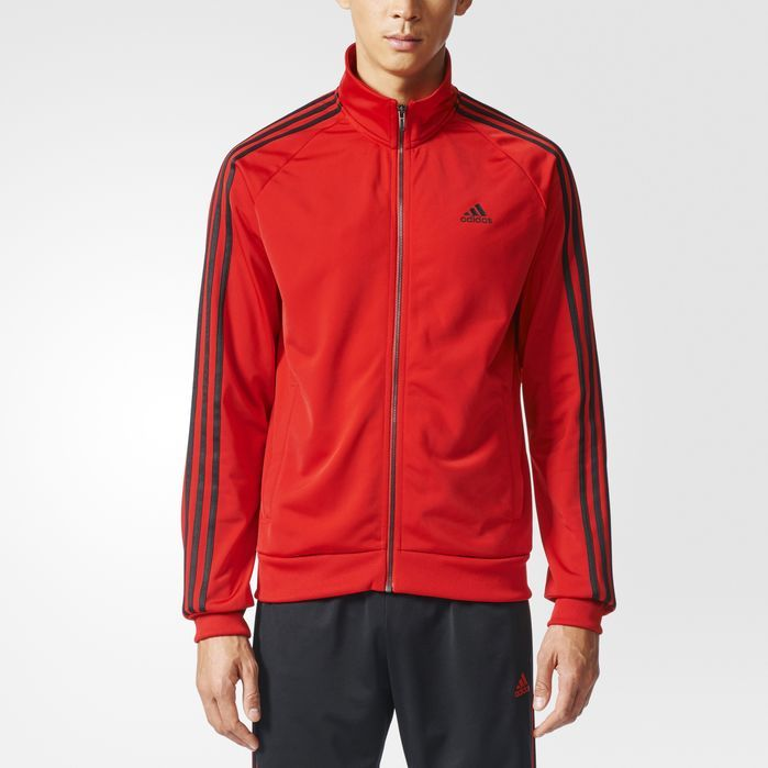 Men Red Jackets | adidas US