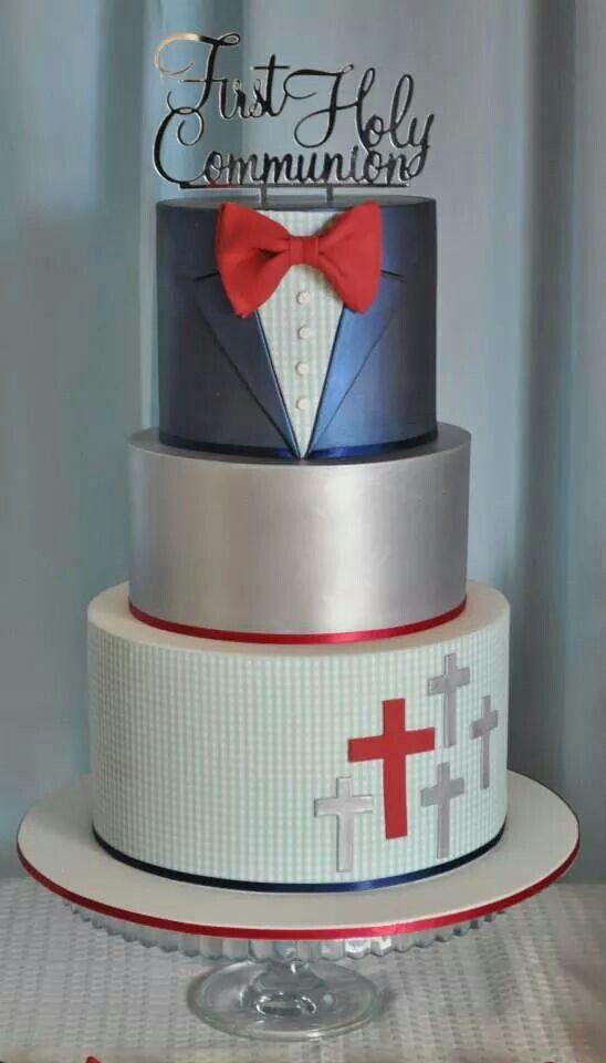 Boy S Holy Communion Cake In 2019 Holy Communion Cakes