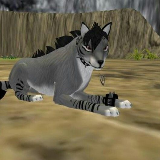 My Favorite Rpg Game Feralheart Anime Wolf Fantasy Creatures Anime