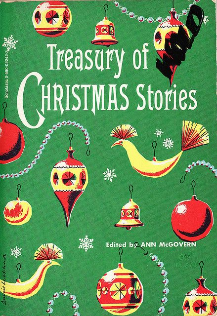 Treasury of Christmas Stories edited by Ann McGovern