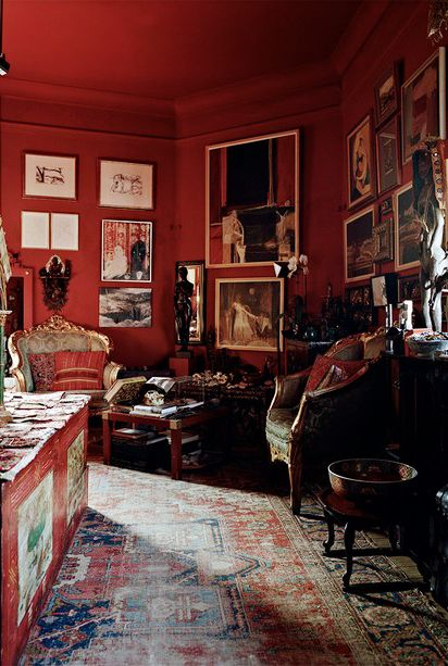 Wall Color Dark Living Rooms Blue Living Room Victorian Living Room