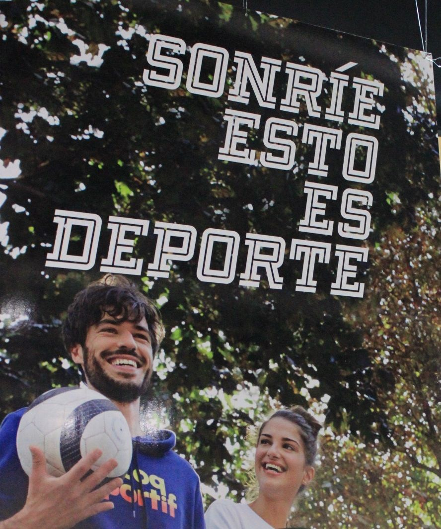 El slogan de Le coq sportif El Salvador busca revivir la historia e importancia que la marca ha tenido en el deporte a través del tiempo