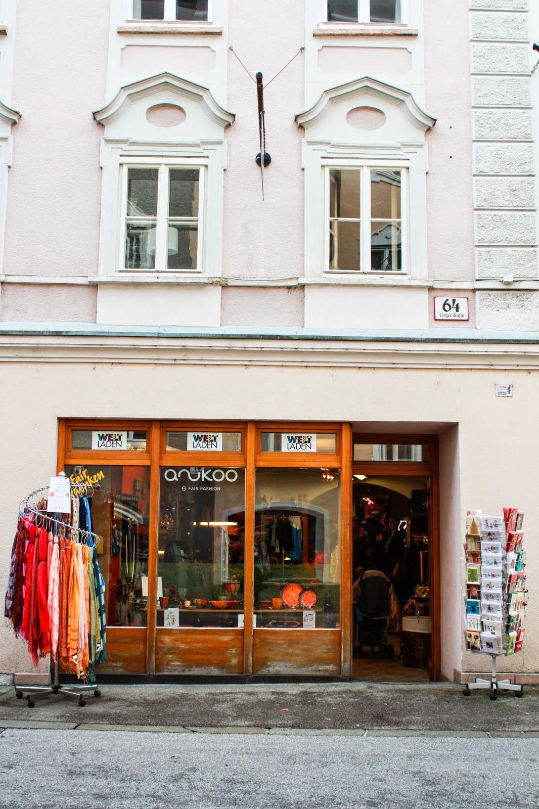 Salzburg Weihnachten Shopping