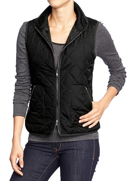 86d8d09a099 Women s Quilted Barn Vests