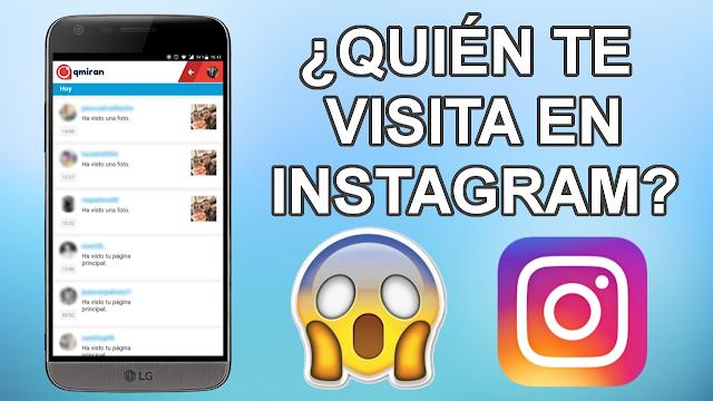 Como Saber Quien Visita Mi Perfil De Imstagram Perfiles De Instagram Instagram Perfil