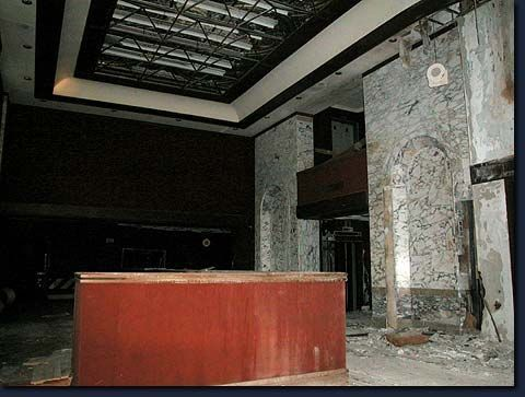 Mezzanine bar once served visitors. But when a City tears itself apart, visitors stop coming. Then t... - #apart #itself #mezzanine #served #tears #visitors - #mezzanine