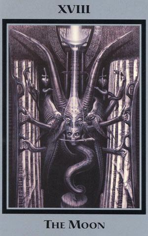 Image result for giger tarot