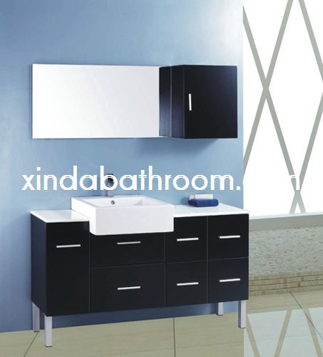 Xinda Bathroom Cabinet Co.,LTD provide the reliable quality sink with cabinet bathroom and bathroom sink vanity cabinet and bathroom sink furniture cabinet with CE,SASO,Cupc approved.
