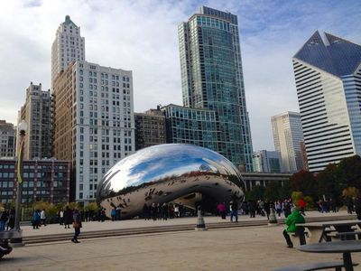 Illinois Top Attractions Attractions In States Of America - 50 states in famous landmarks