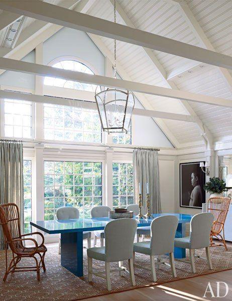 C. Wonder Founder J. Christopher Burch's Hamptons Beach House : Architectural Digest