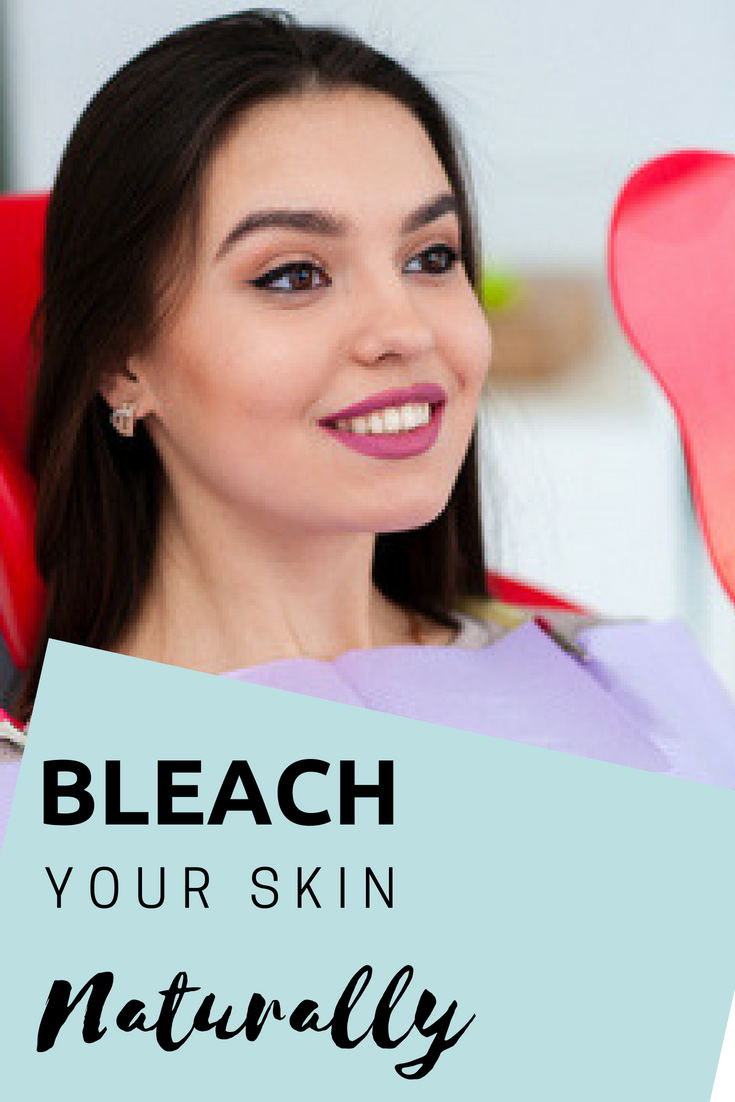 How To Bleach Your Skin Naturally At Home Natural Beauty Tips