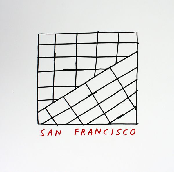 Meet Tucker Nichols San francisco City and Illustrations