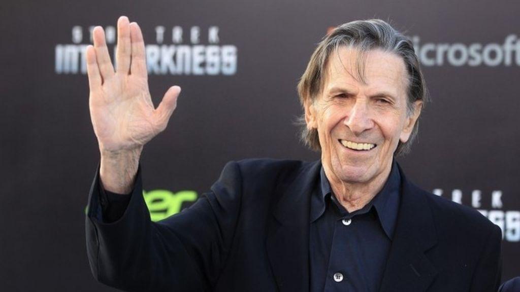 RIP Leonard Nimoy: o eterno Spock